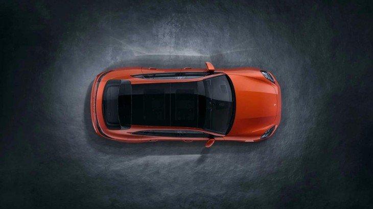 ngoại thất Porsche Panamera .