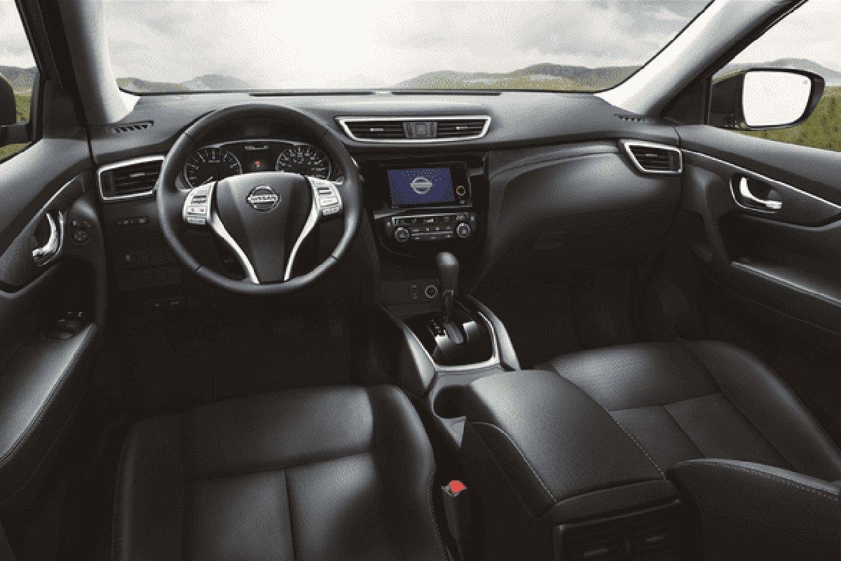 khoang cabin xe Nissan X-Trail 2021