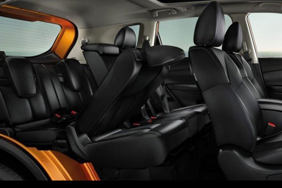 ghế xe Nissan X-Trail 2021.