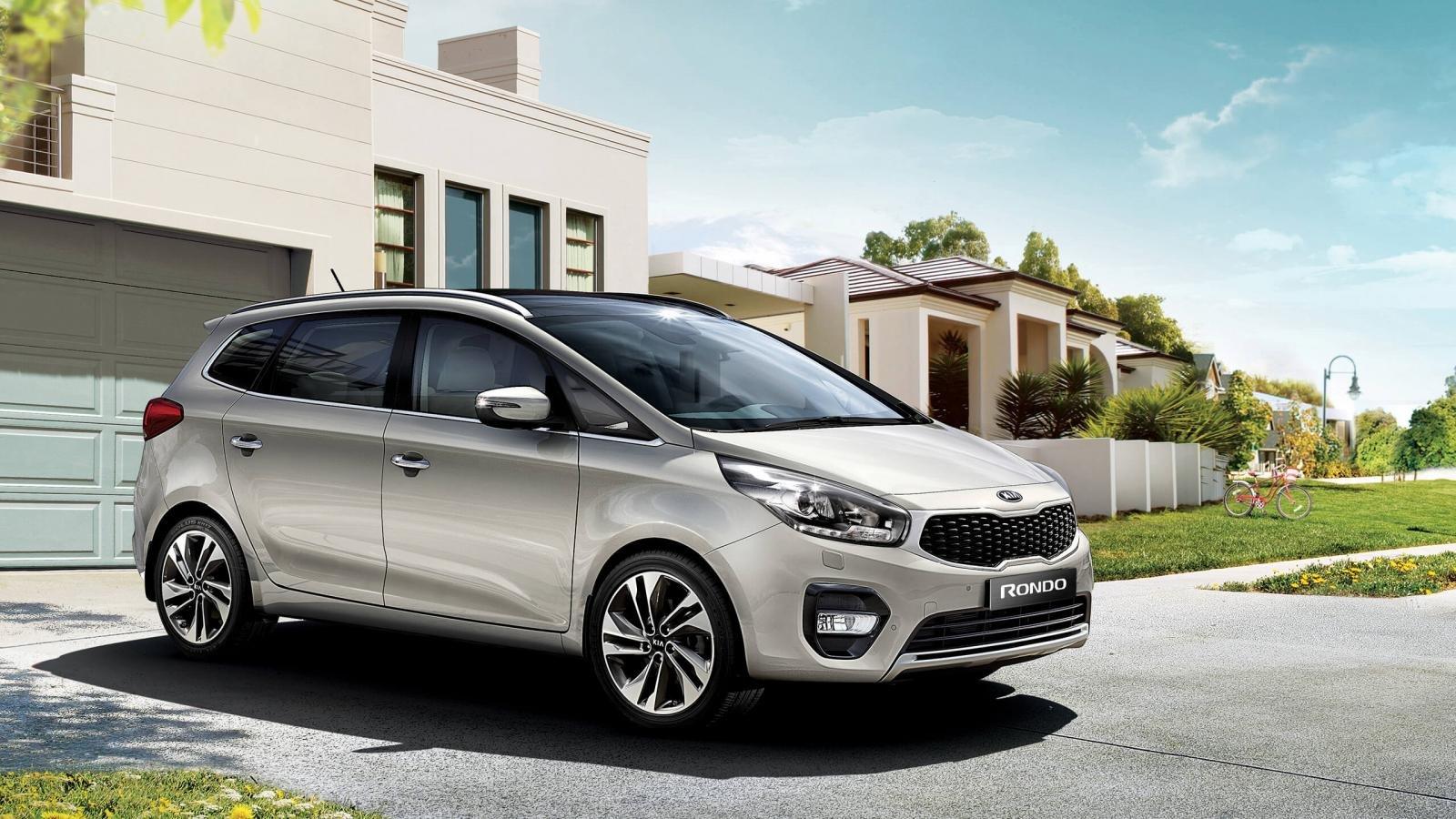 Giá xe Kia Rondo 2021 mới nhất.