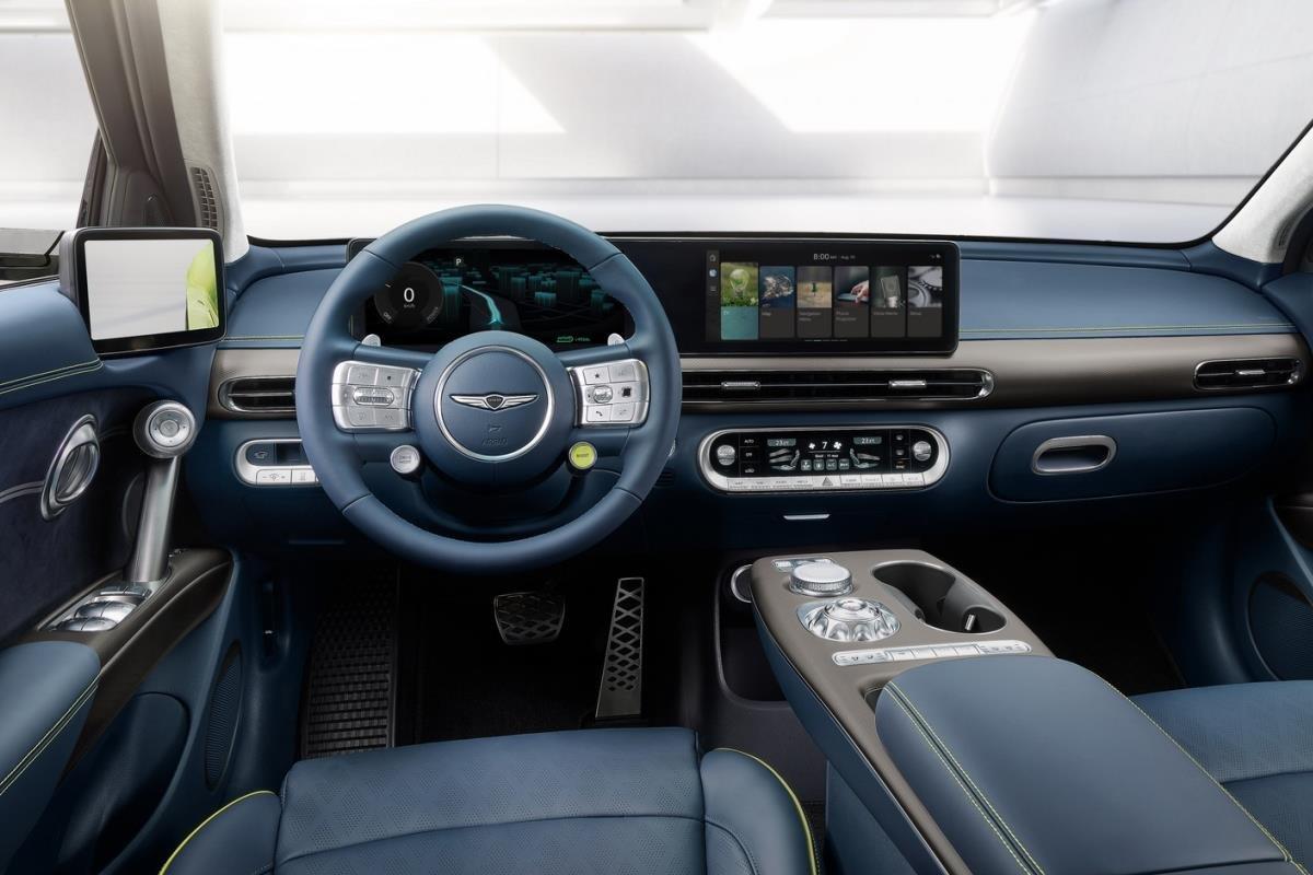 Audi Q4 e-tron nội thất 1