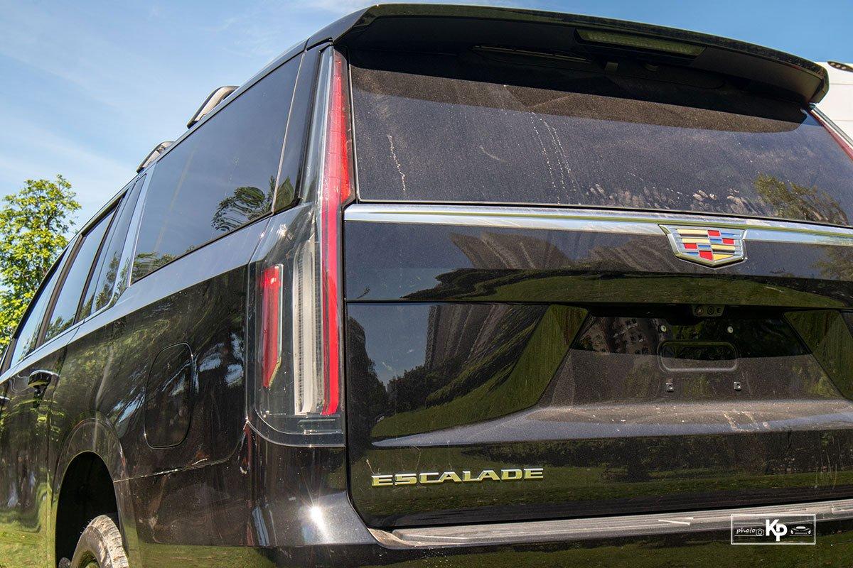 Ảnh Đèn hậu xe Cadillac Escalade 2021