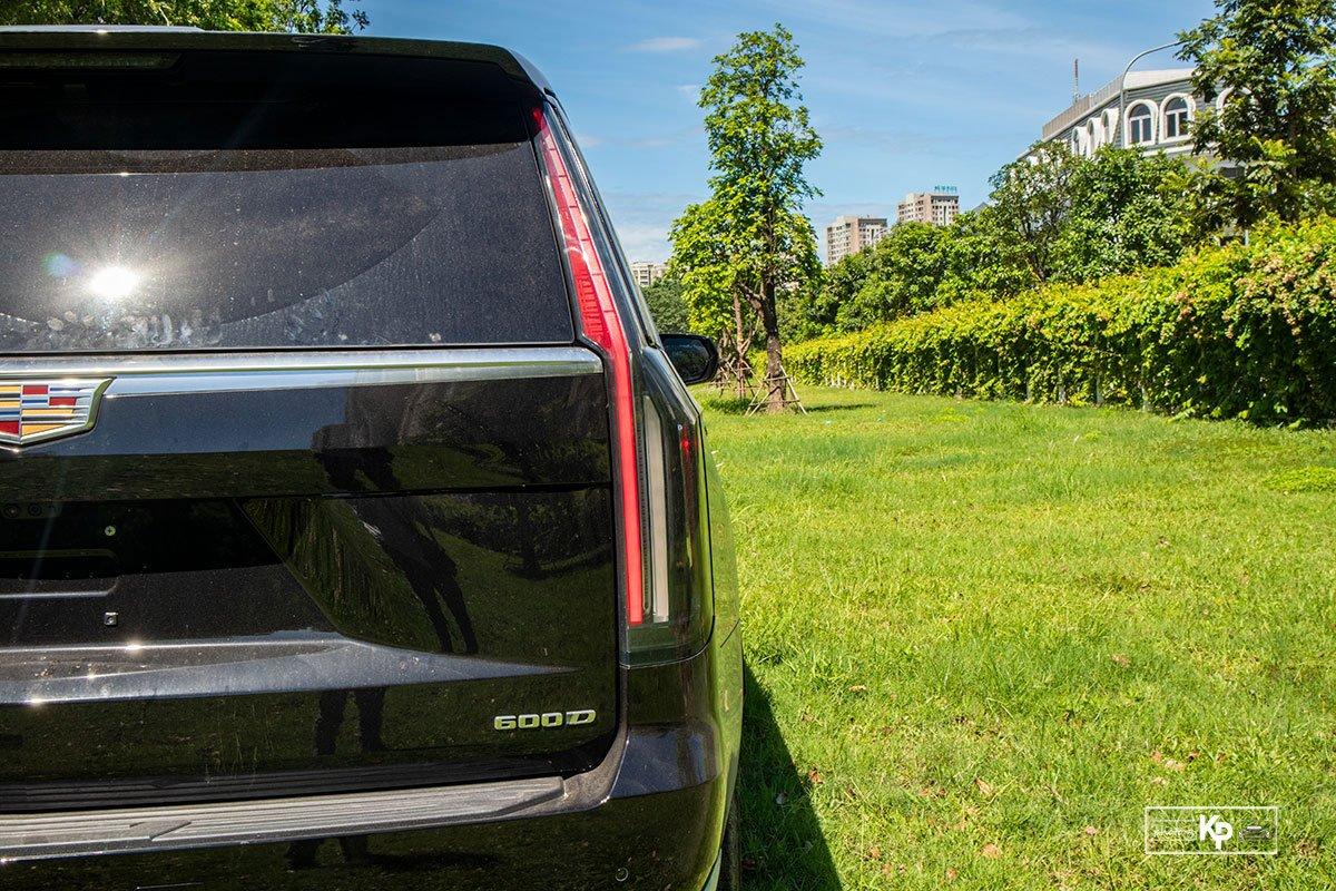 Ảnh Tay nắm cửa xe Cadillac Escalade 2021 a1