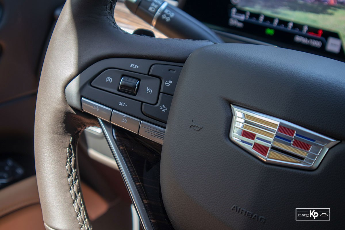 Ảnh Nút bấm xe Cadillac Escalade 2021