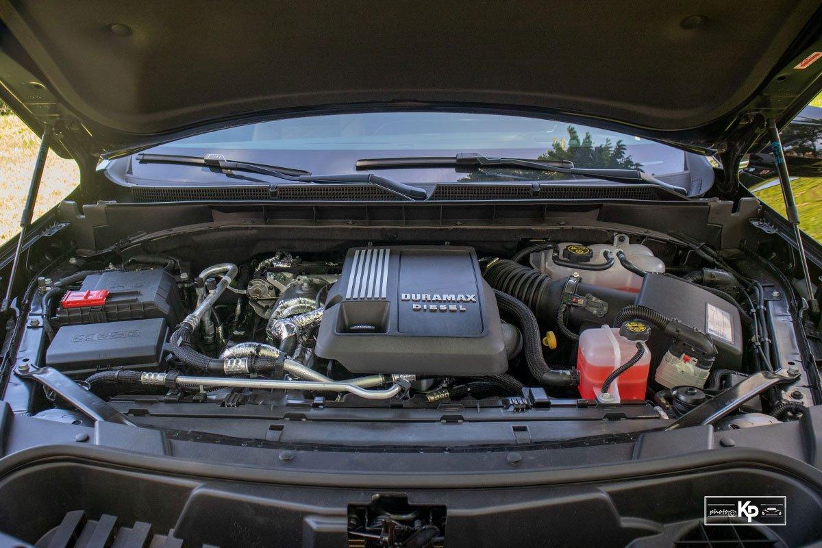 Ảnh Động cơ xe Cadillac Escalade 2021