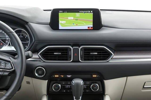 màn hình thông tin xe CX8