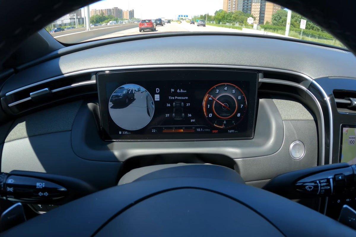 Đây là trải nghiệm Hyundai Santa Cruz 2022 ngoài đời thực Có gì đấu Ford Ranger a10