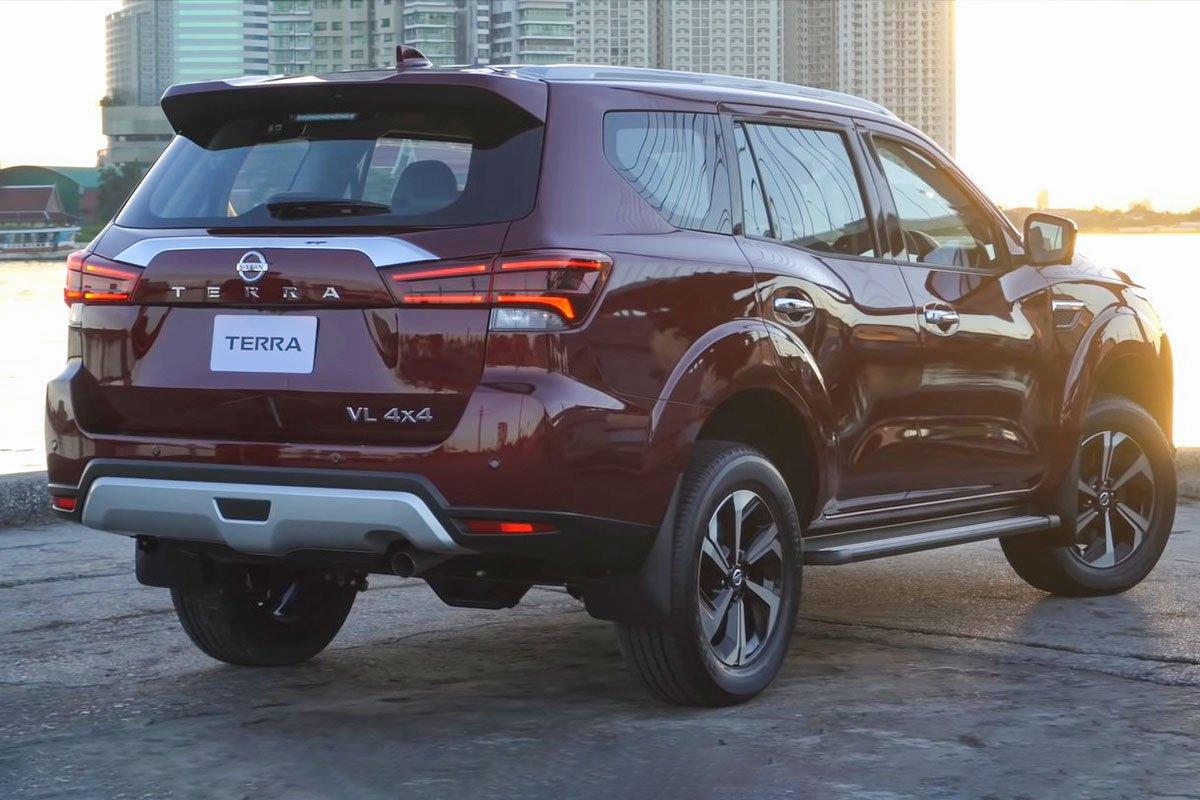 Bóc tem Nissan Terra 2021 mới, đối thủ nặng ký của Everest, Fortuner sắp về Việt Nam a9