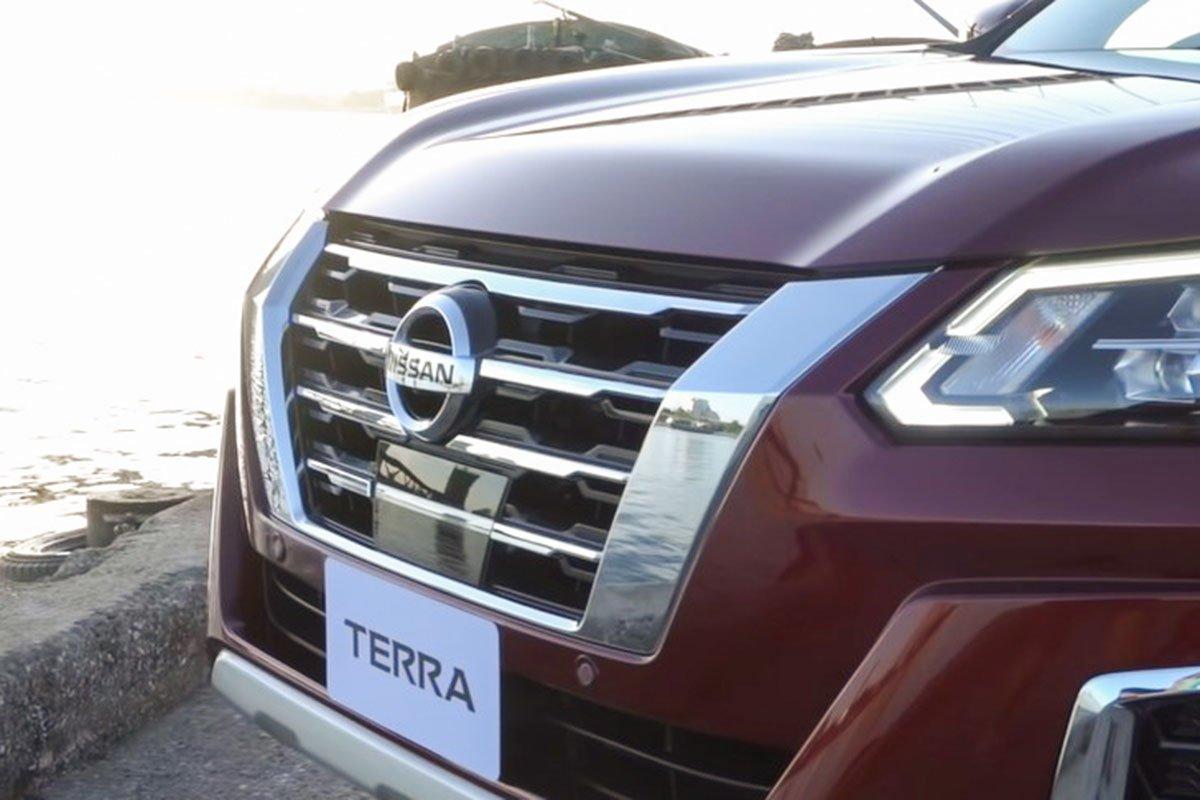 Bóc tem Nissan Terra 2021 mới, đối thủ nặng ký của Everest, Fortuner sắp về Việt Nam a3