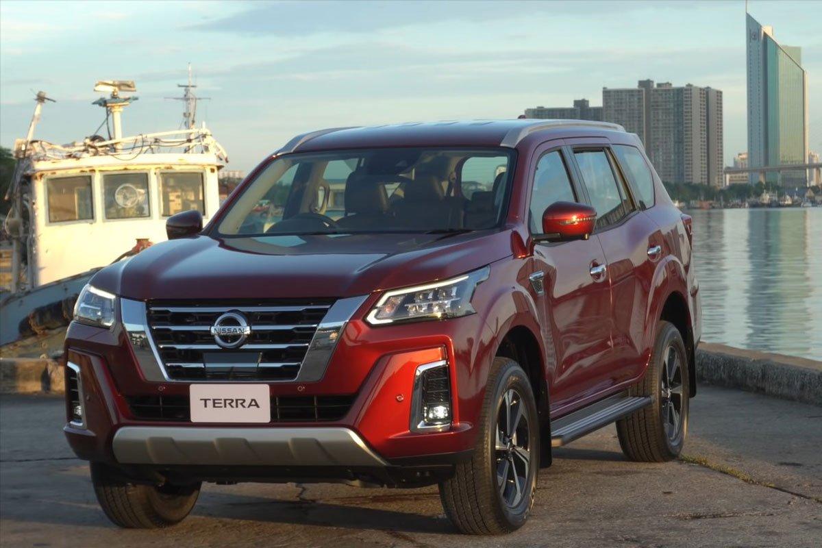 Bóc tem Nissan Terra 2021 mới, đối thủ nặng ký của Everest, Fortuner sắp về Việt Nam a7