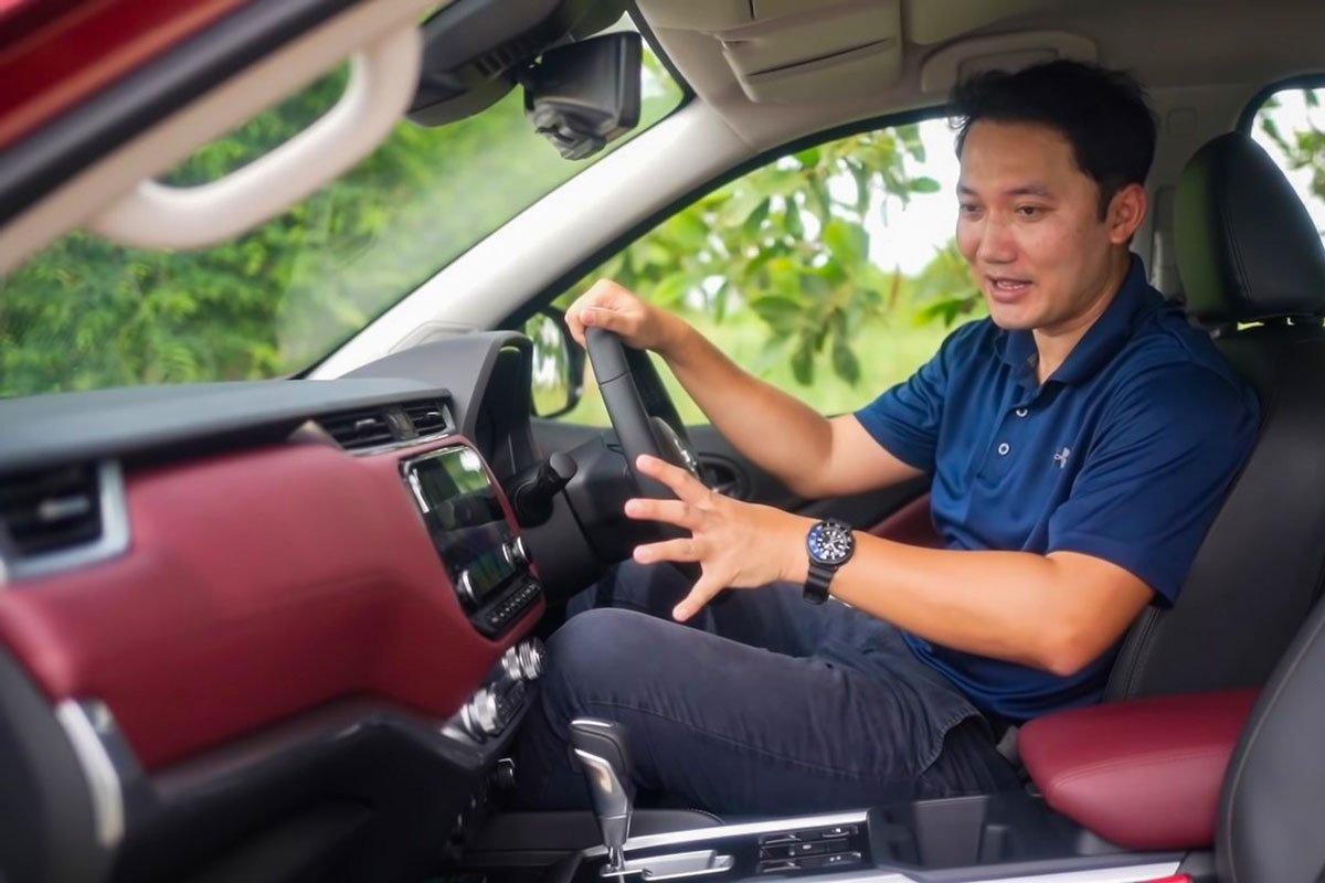 Bóc tem Nissan Terra 2021 mới, đối thủ nặng ký của Everest, Fortuner sắp về Việt Nam a18