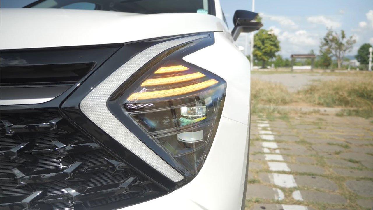 Mới bán ở Hàn Quốc, đây là những đánh giá thực tế đầu tiên Kia Sportage 2022, đối thủ xứng tầm của Tucson a3