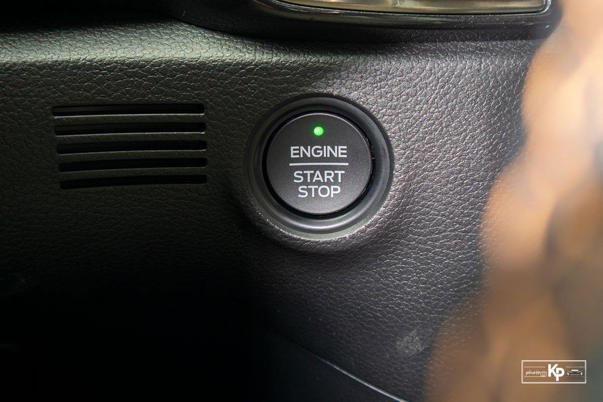 Ảnh Nút khởi động xe Ford Ranger Wildtrak 2021 a1