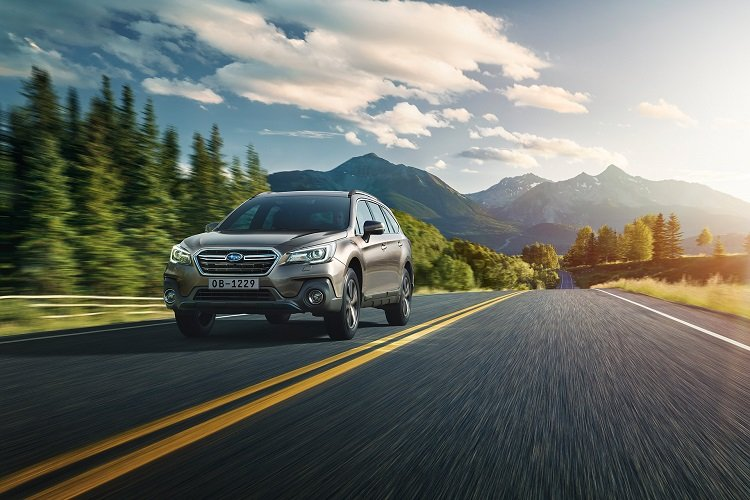 Giá xe Subaru Outback mới nhất