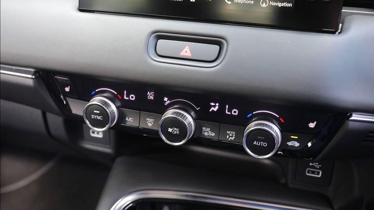 """""""Bóc tem"""" Honda HR-V 2022 ngoài đời thực: """"Lột xác"""" để thách thức Kia Seltos a12"""