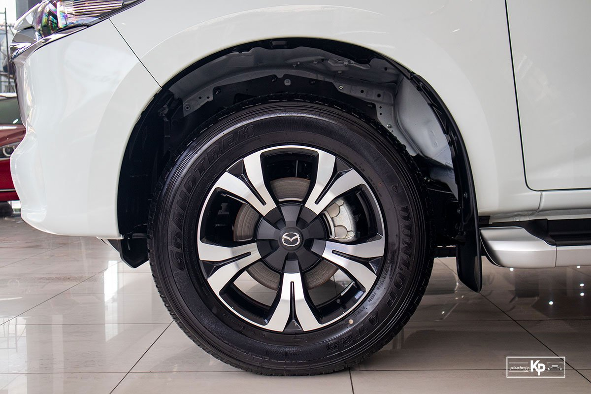 Ảnh La-zăng xe Mazda BT-50 2021