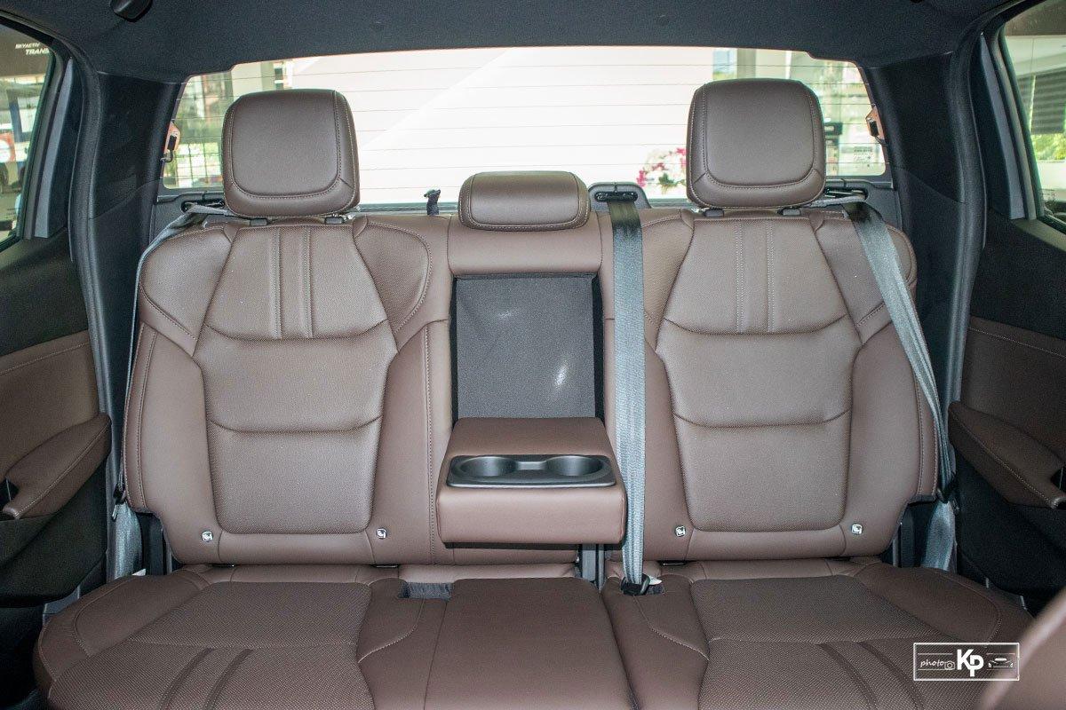 Ảnh Ghế sau xe Mazda BT-50 2021 a1