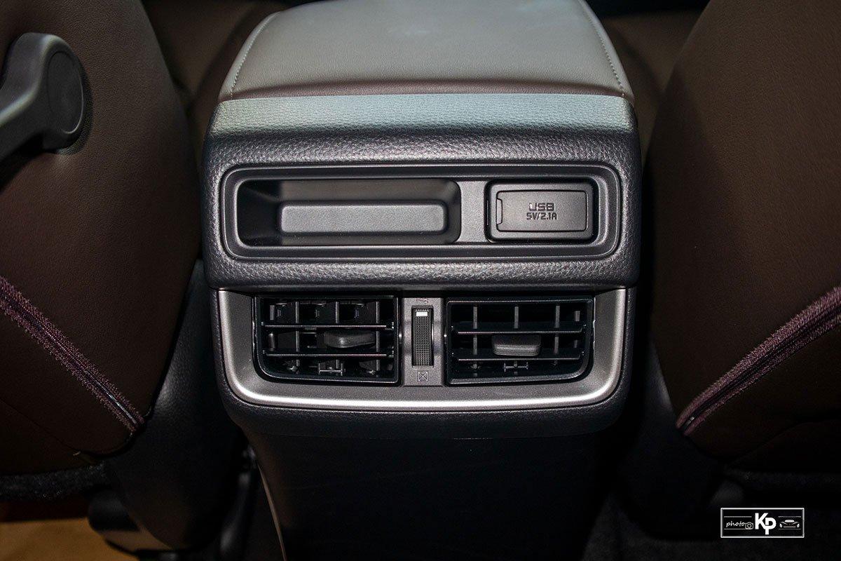 Ảnh Cửa gió xe Mazda BT-50 2021