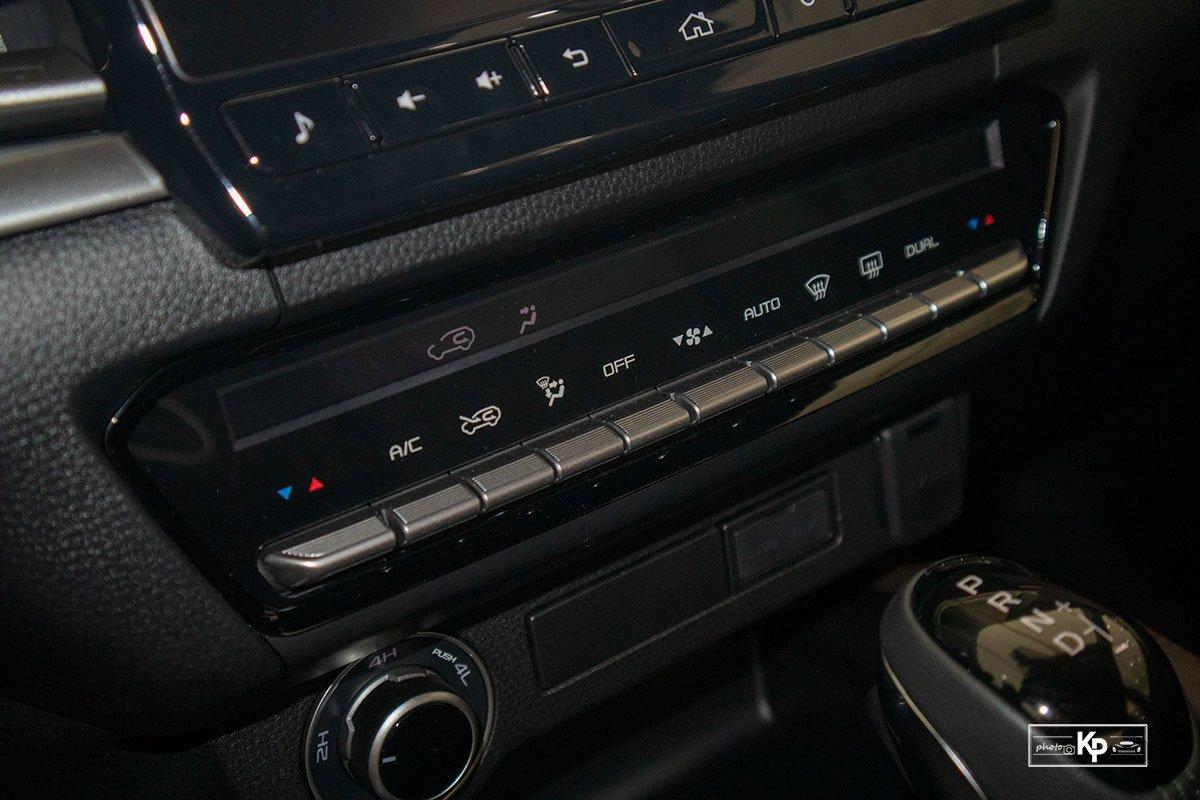 Ảnh Điều hòa xe Mazda BT-50 2021