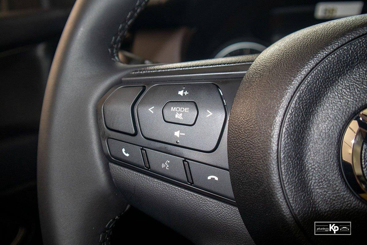 Ảnh Nút bấm xe Mazda BT-50 2021