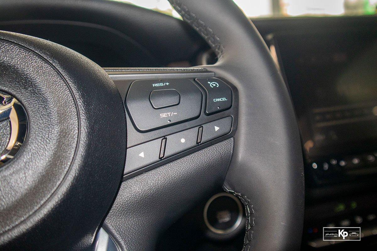 Ảnh Nút bấm xe Mazda BT-50 2021 a1