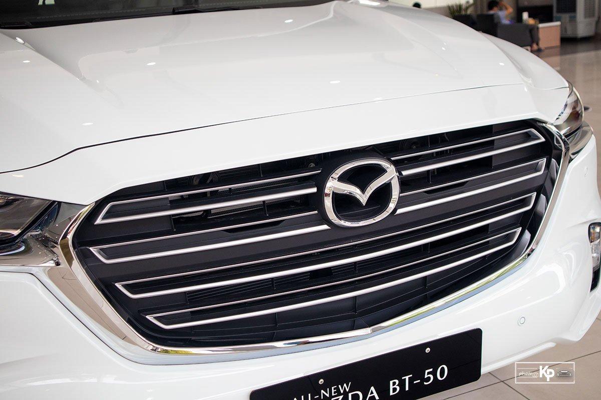 Ảnh Lưới tản nhiệt xe Mazda BT-50 2021