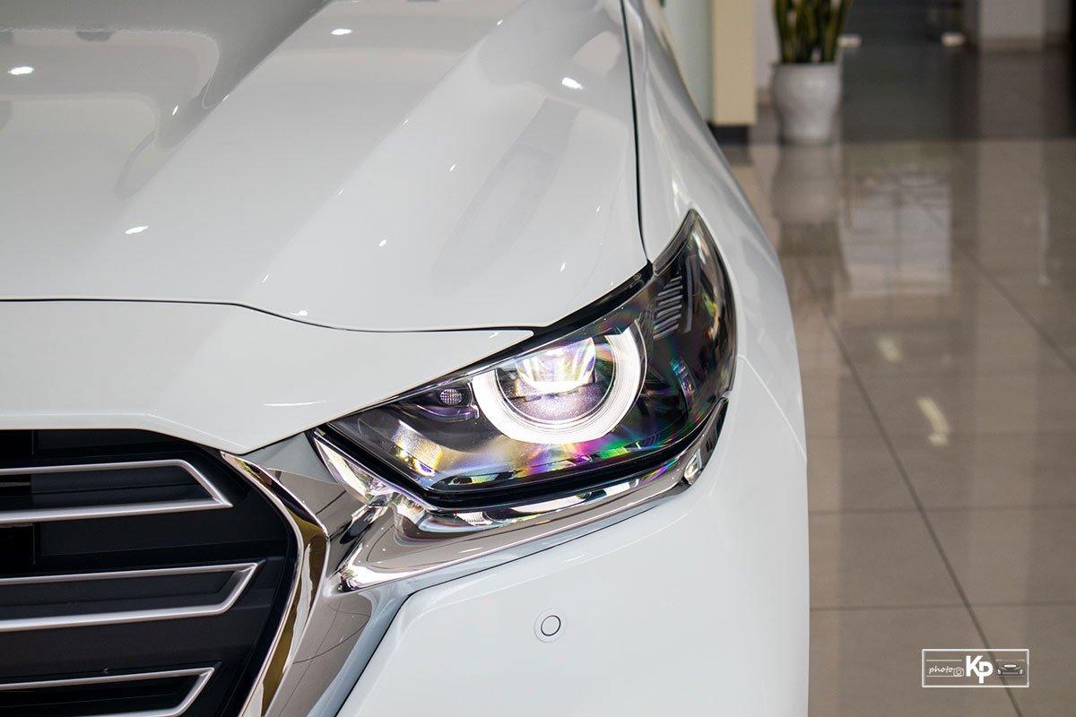 Ảnh Đèn pha xe Mazda BT-50 2021