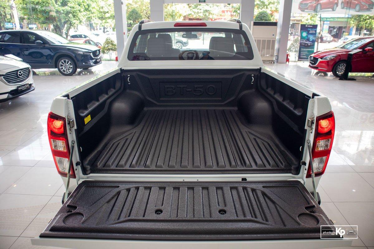 Ảnh Thùng xe Mazda BT-50 2021
