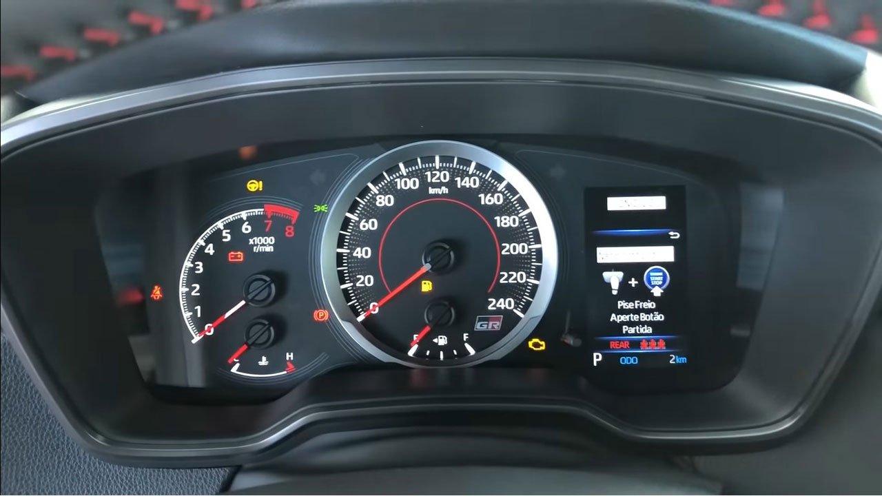 Diện kiến Toyota Corolla Altis GR Sport 2021 tại đại lý a91