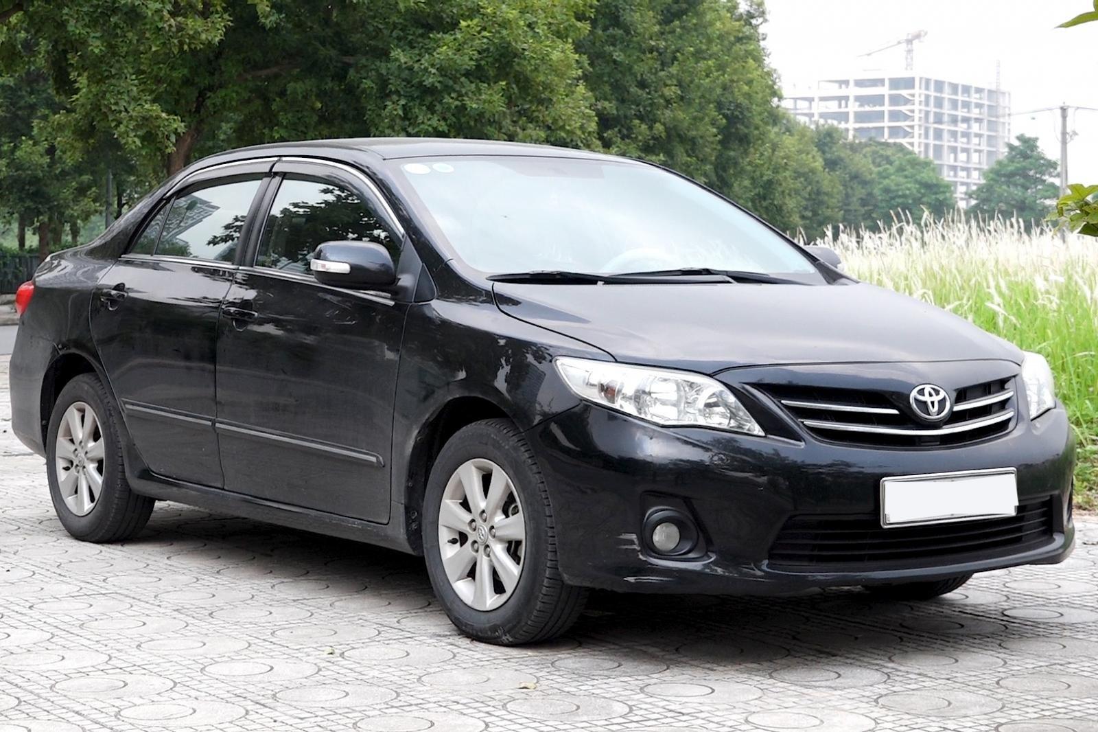 Tại Việt Nam, một chiếc ô tô mất đi từ 7-10% giá trị sau mỗi năm.