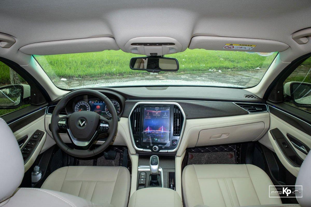 Ưu nhược điểm xe VinFast Lux A2.0 2021 a7
