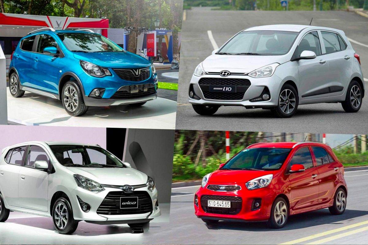 Top 5 xe ô tô cũ dưới 300 triệu đồng.
