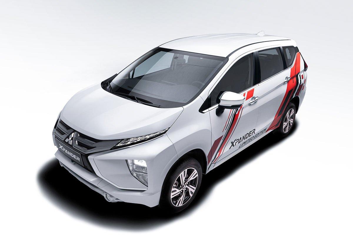 Phiên bản đặc biệt của Mitsubishi Xpander với nhiều sự bổ sung về trang bị đáng giá.