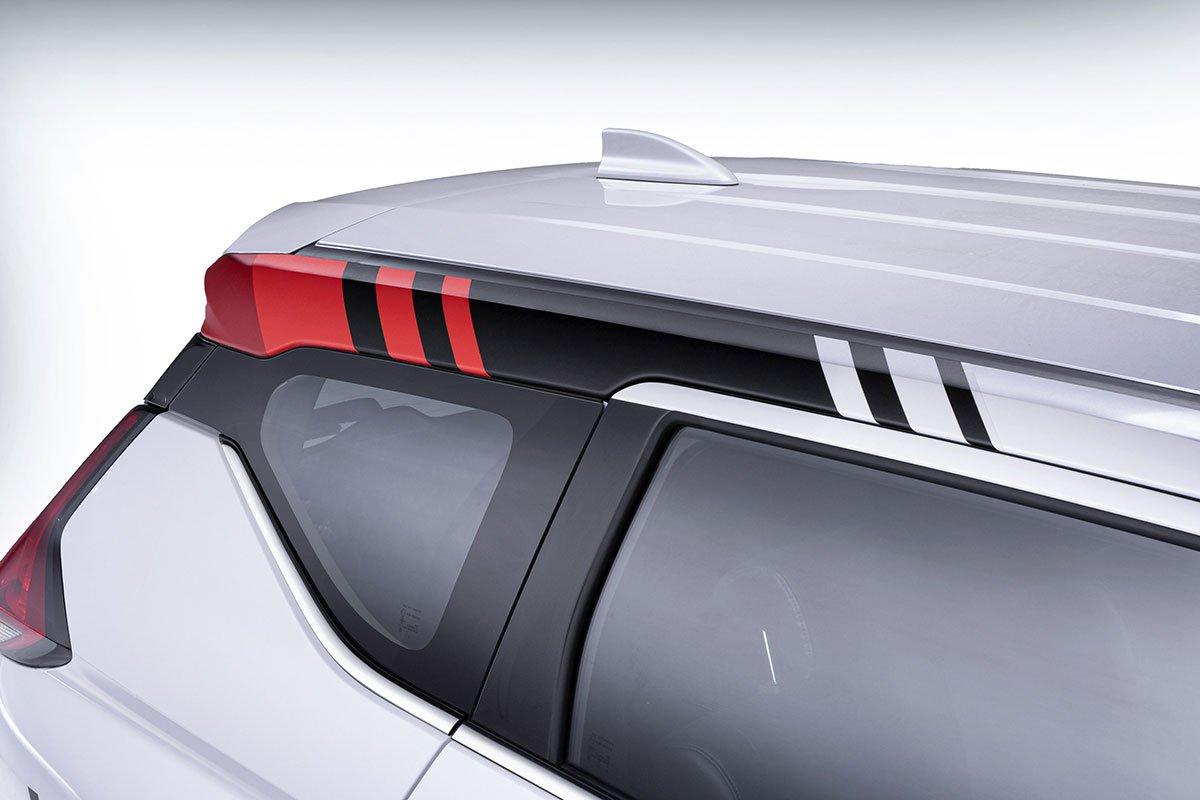 Decal mới trên Mitsubishi Xpander phiên bản đặc biệt 1.