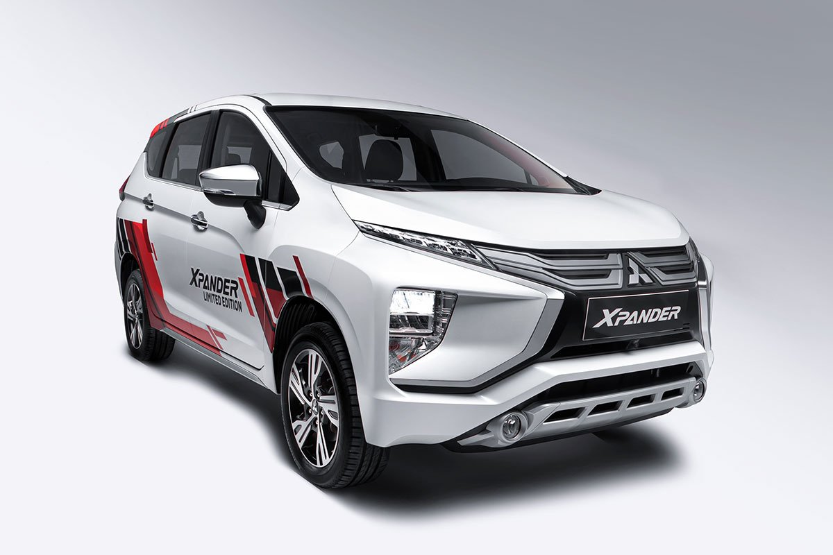 Decal mới trên Mitsubishi Xpander phiên bản đặc biệt 4.