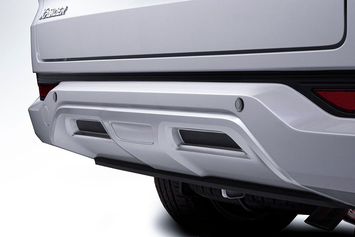 Cảm biến lùi trên Mitsubishi Xpander phiên bản đặc biệt.