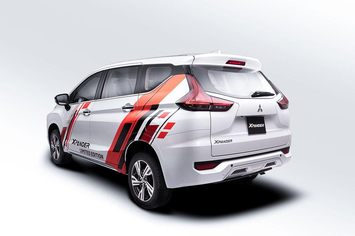 Decal mới trên Mitsubishi Xpander phiên bản đặc biệt 5.