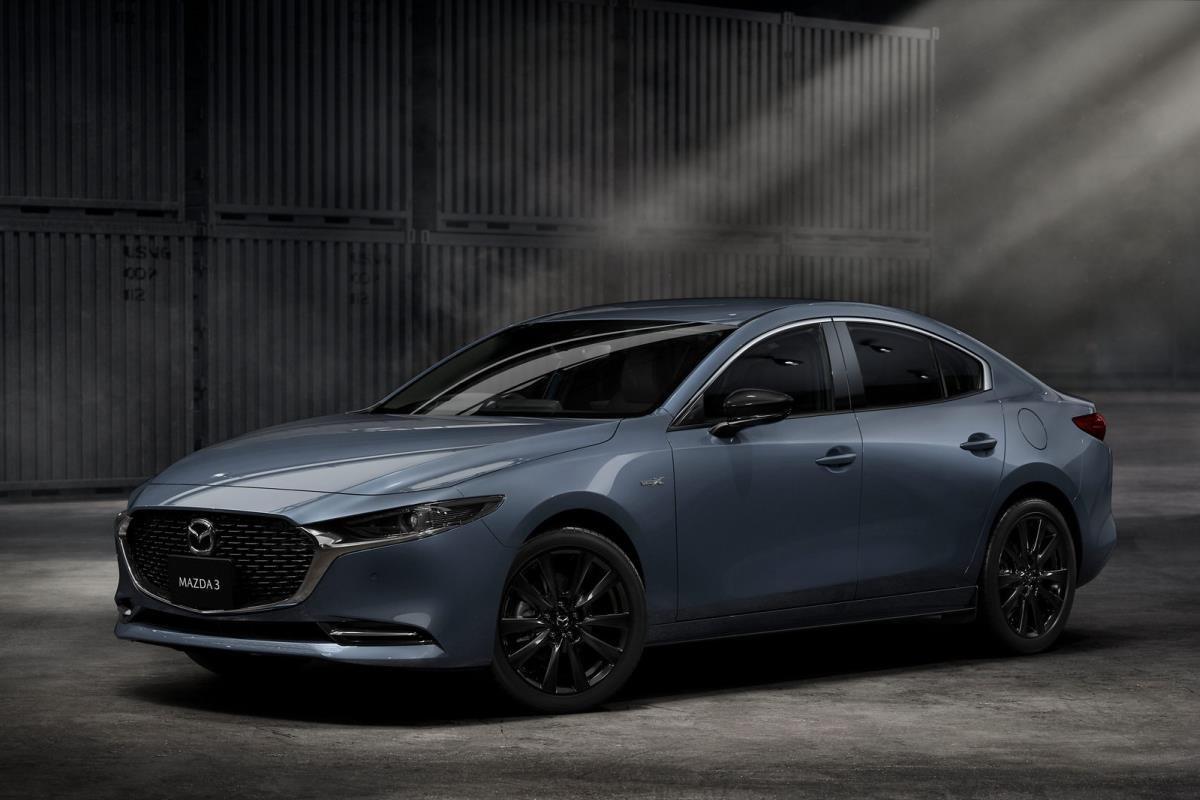 Mazda 3 2021 1