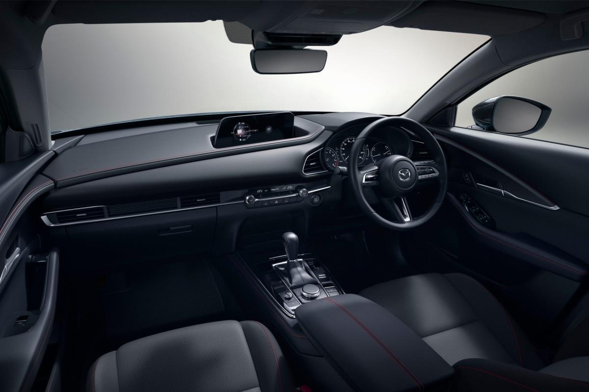 Mazda 3 2021 nội thất 1