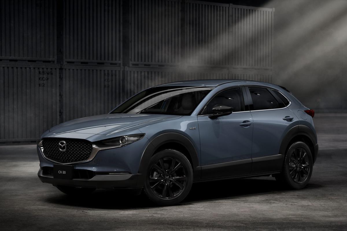 Mazda CX-30 2021 1