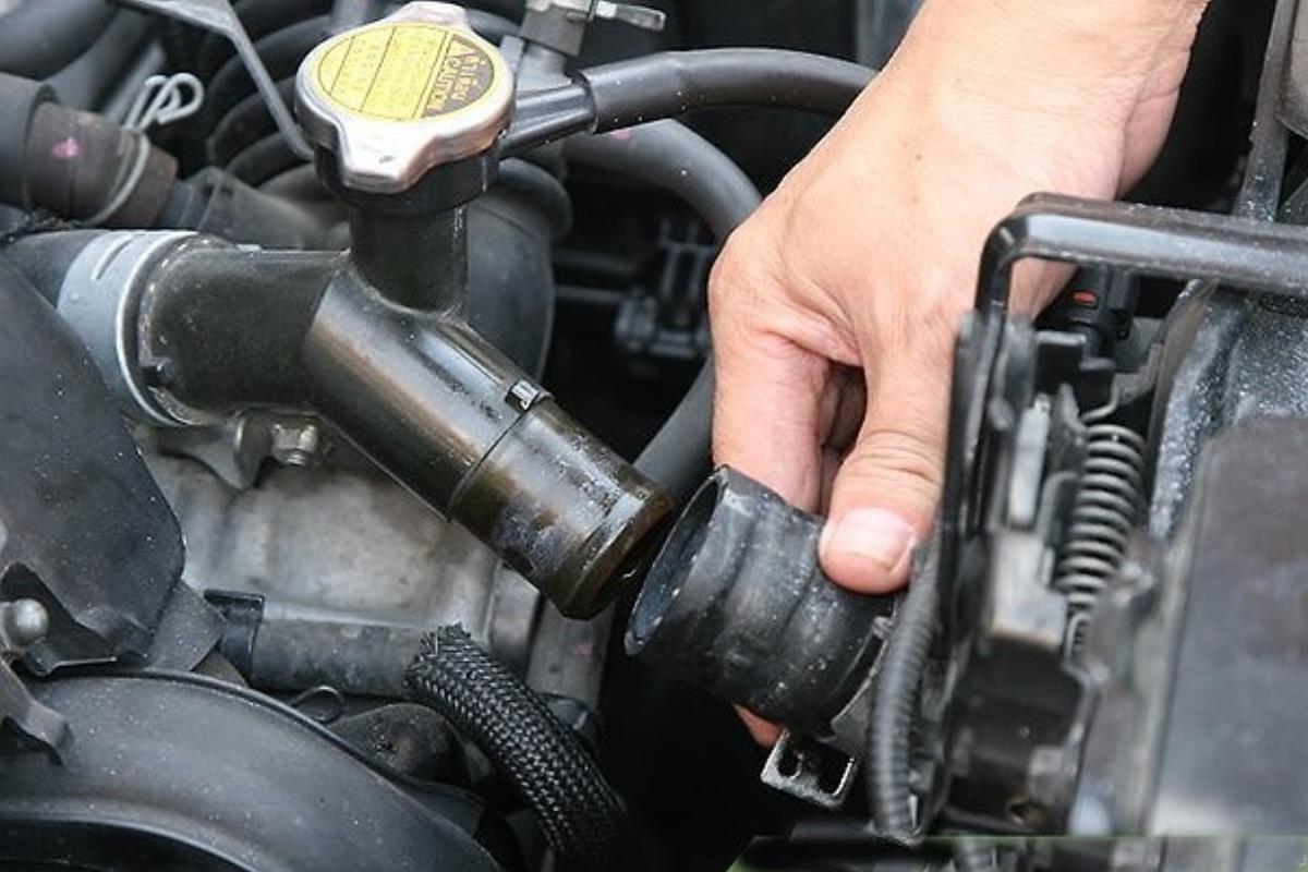 kiểm tra ống dẫn và kẹp