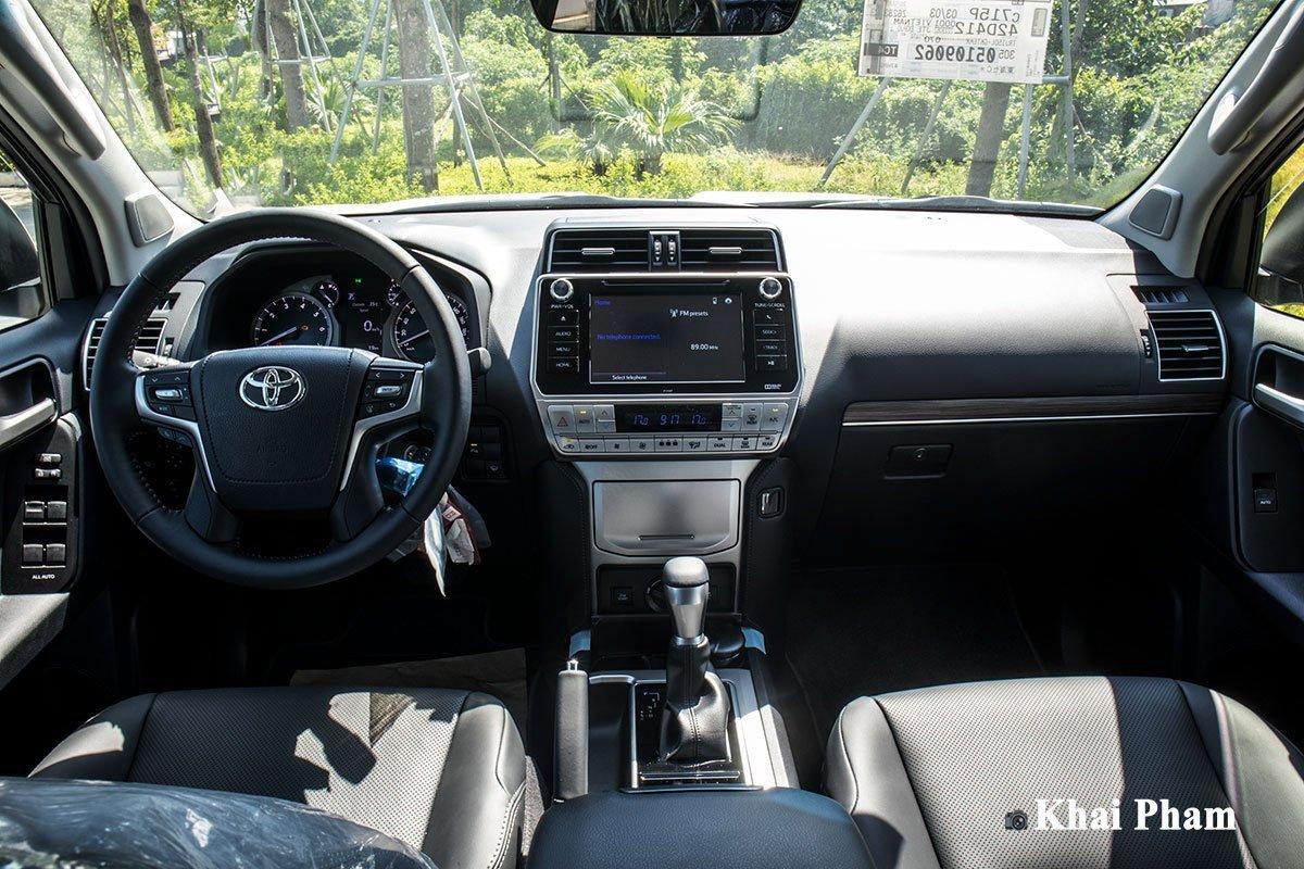 """Xe Toyota vẫn bán theo kiểu """"Mợ chảnh"""" mặc thị trường tụt đáy vì Covid-19 a2"""