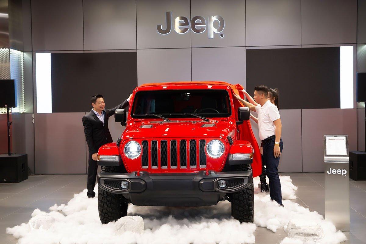 Jeep bắt đầu phân phối xe trở lại từ năm 2020 thông qua Công ty TNHH Thương Mại JVA.