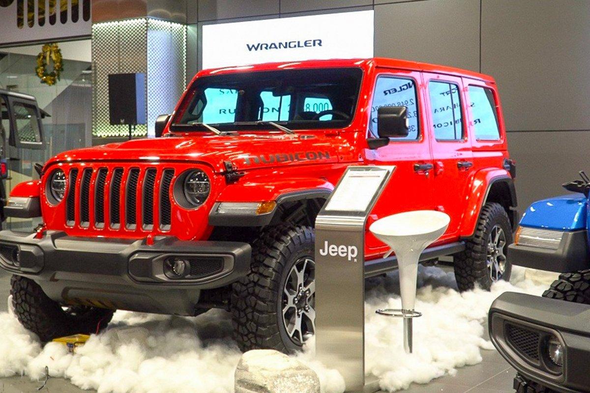 Sau Mỹ, loạt xe Jeep Wrangler tại Việt Nam bị triệu hồi vì nguy cơ gây cháy.