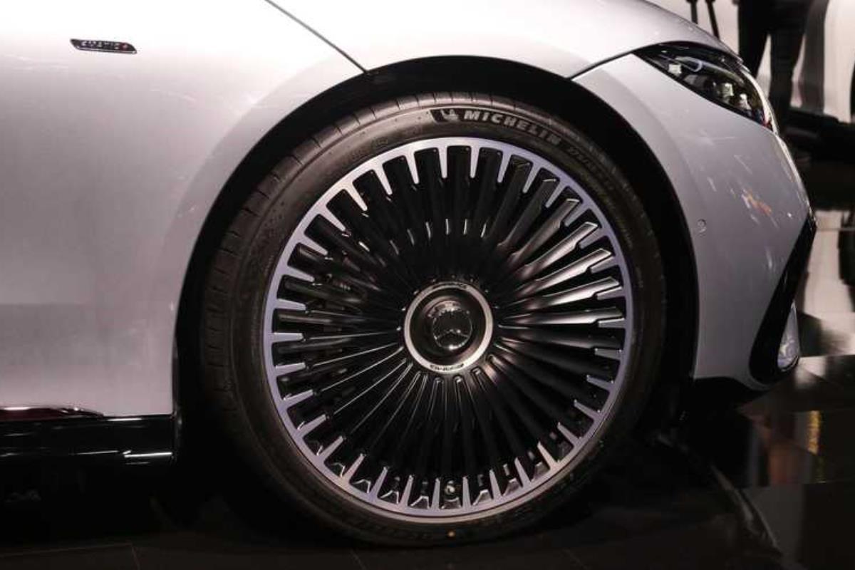 Mercedes-AMG EQS bánh xe 1
