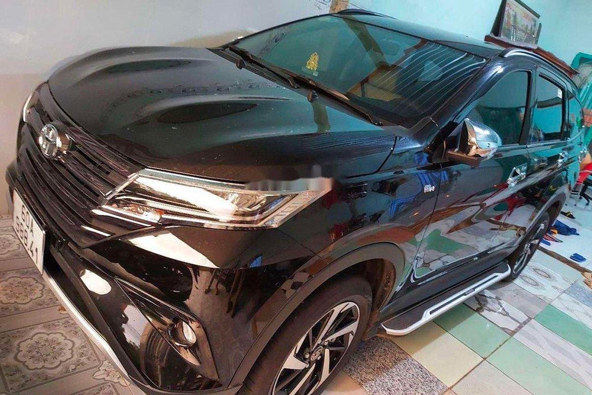ODO chưa đầy 500km, Toyota Rush 2021 bán lỗ hơn trăm triệu.
