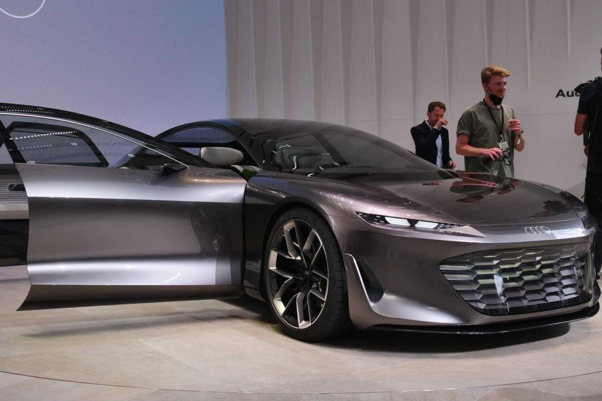 Audi Grandsphere Concept 1
