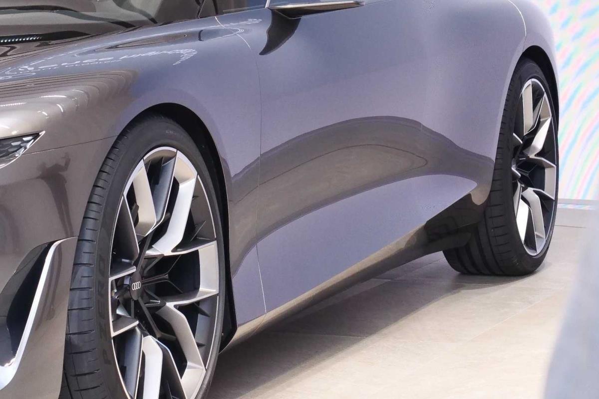 Audi Grandsphere Concept lazăng