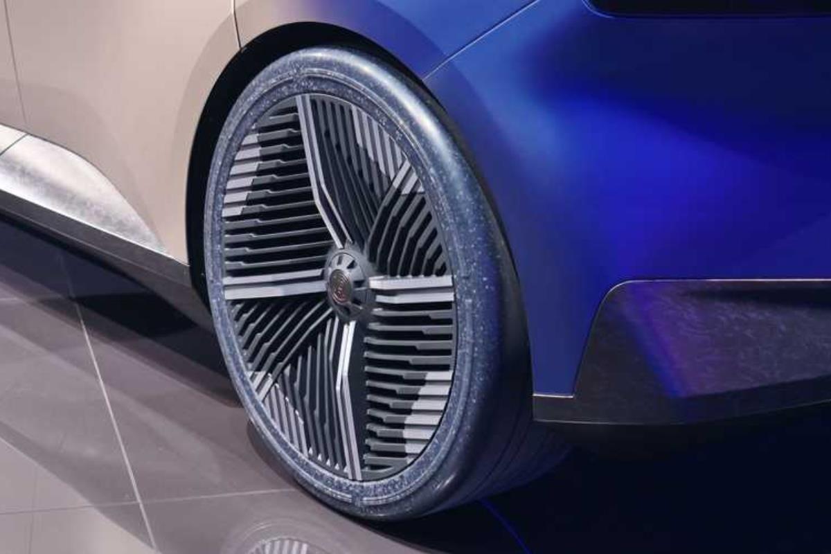 BMW i Vision Circular 2021 lazăng 1