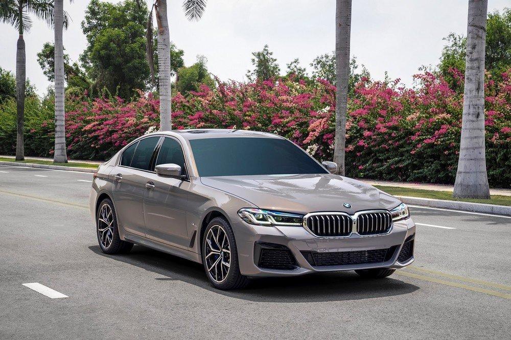 Giá xe BMW 530i mới nhất